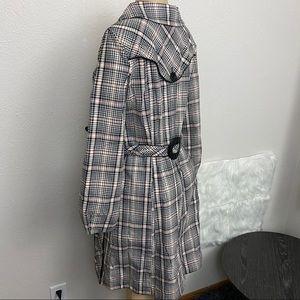 Soia & Kyo Jackets & Coats - Doris & Kyo Twiggys Dream Trench Coat S. XL